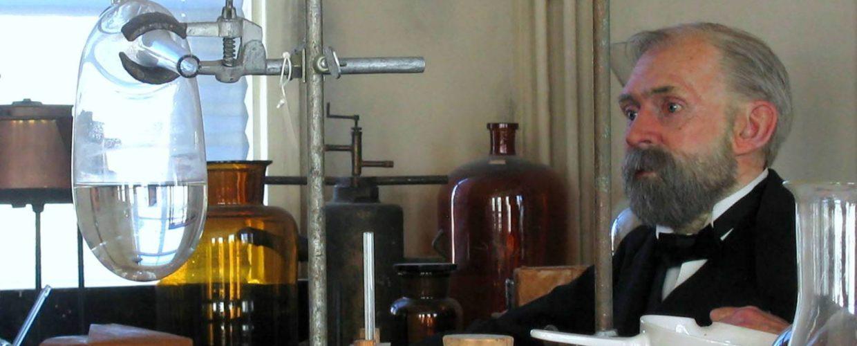 Alfred Nobel's Laboratory