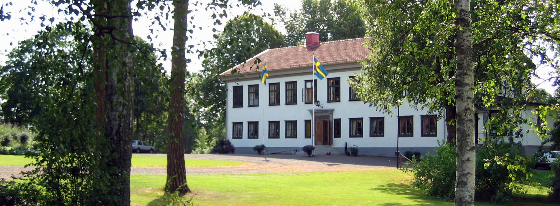 Välkommen till Alfred Nobels Björkborn