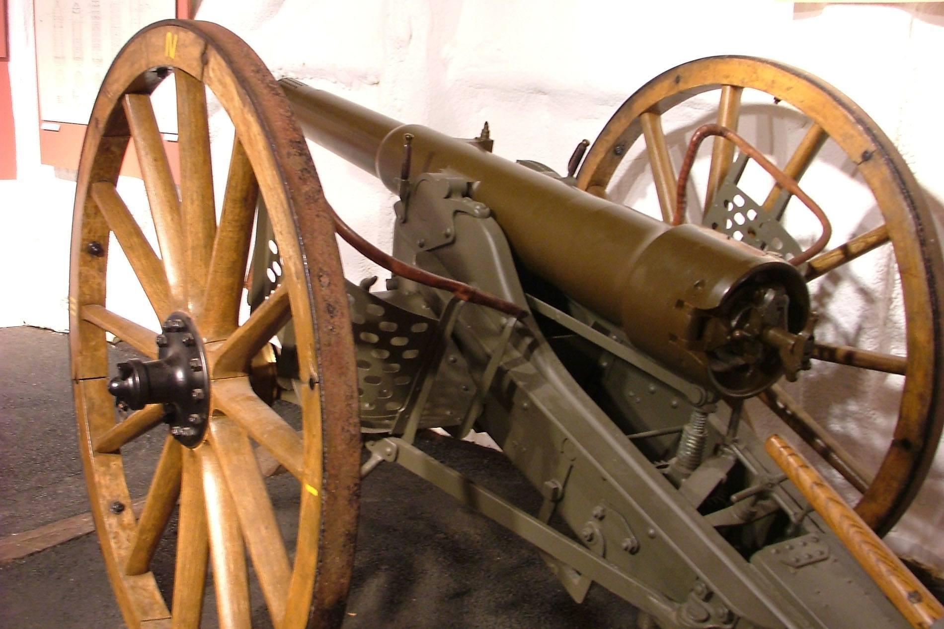 Kanon från 1800-talet