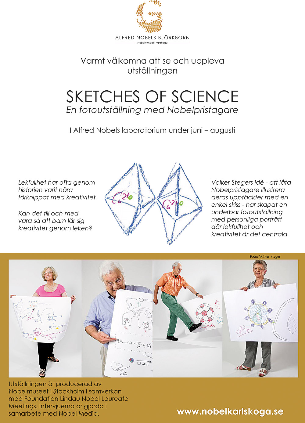Sketches of Science
